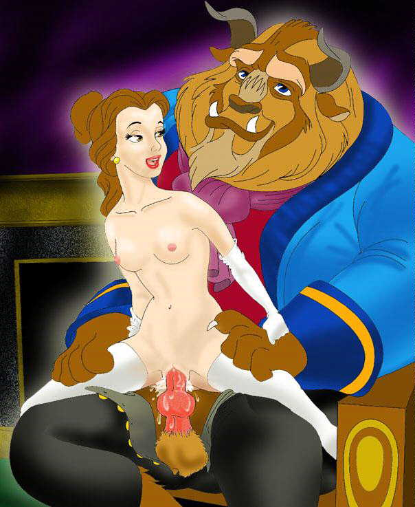beauty and the beast yaoi Five nights at freddy's sex
