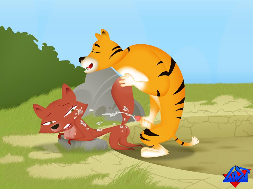 and fox fu rabbit skunk Zettai junshu kyousei kozukuri kyokashou
