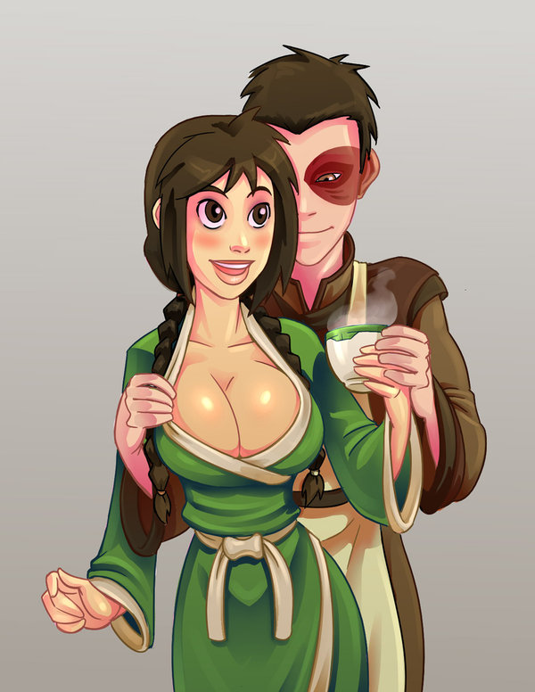 mei the avatar airbender last Rick and morty supernova hentai