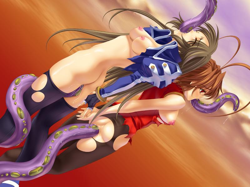 all way tentacles the through Seirei tsuka no blade dance