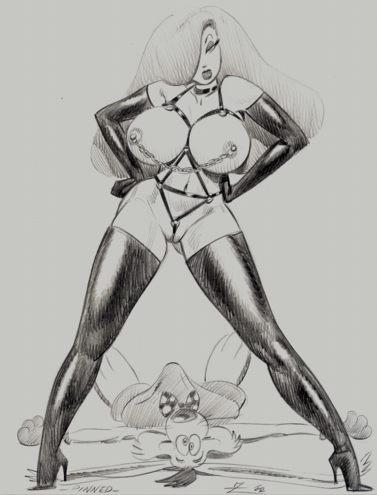 jessica who roger framed rabbit rabbit naked Dragon ball z girls nude