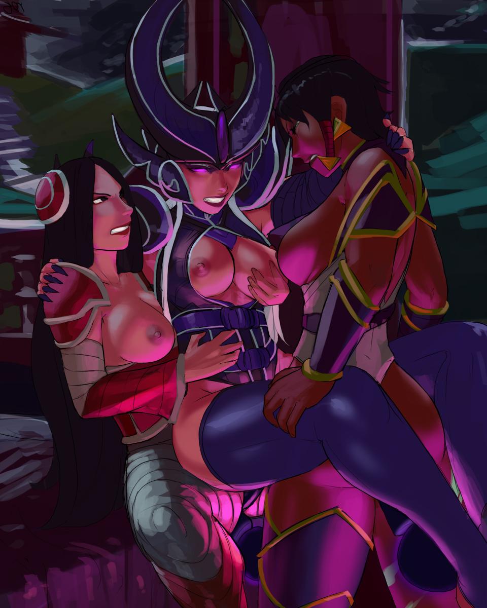 legends league of ribbon purple Kingdom hearts 3