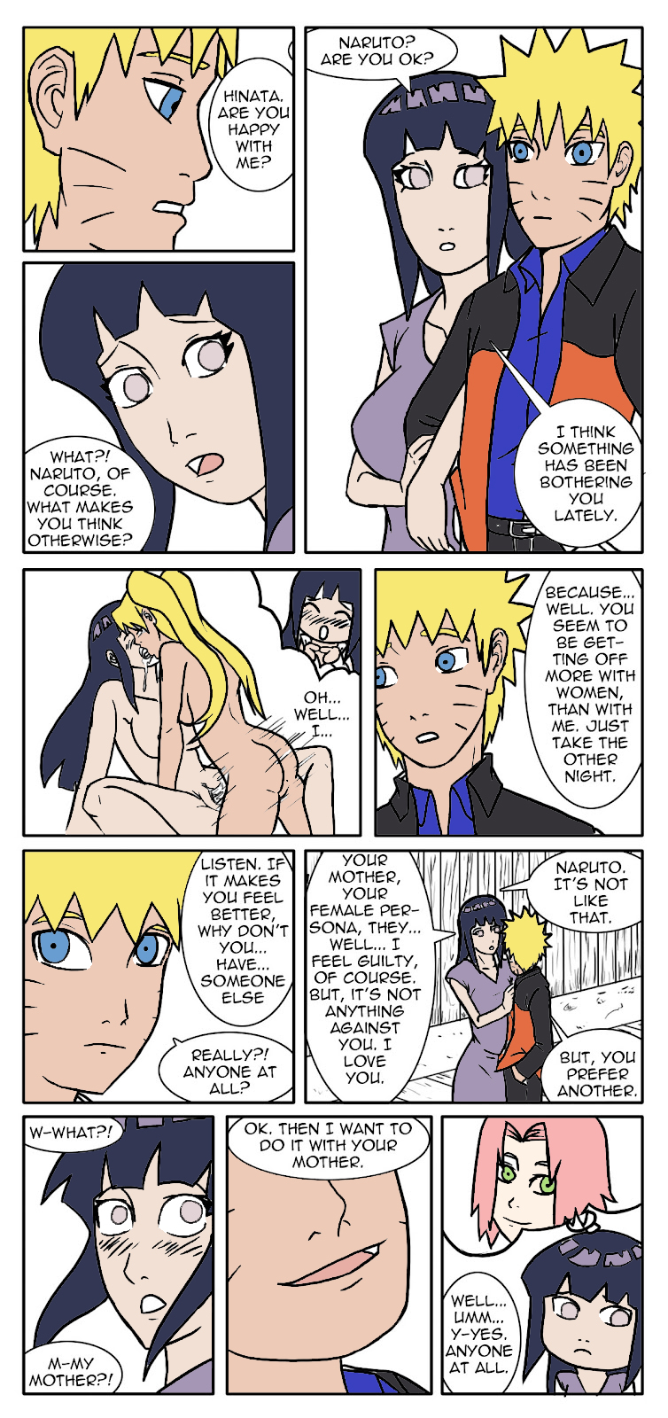 mother is fem naruto a fanfiction Ratchet and clank
