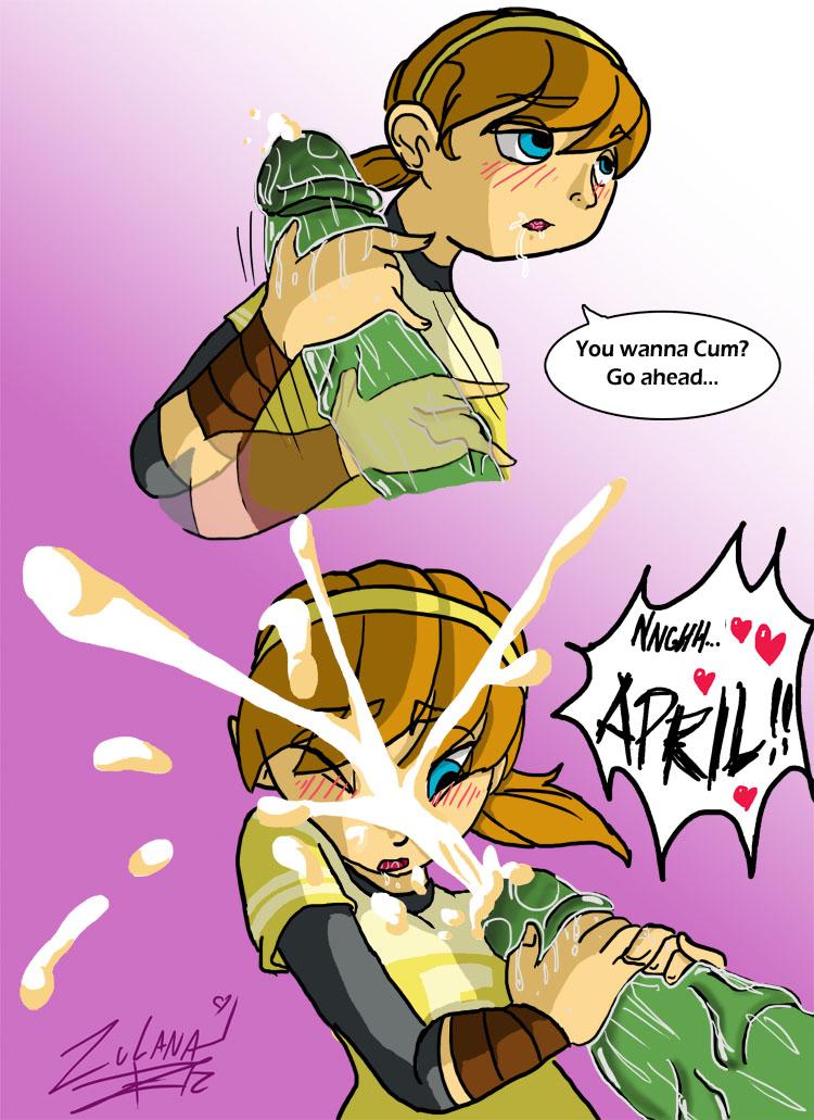 ninja mutant alopex teenage turtles 2012 Link breath of the wild yaoi