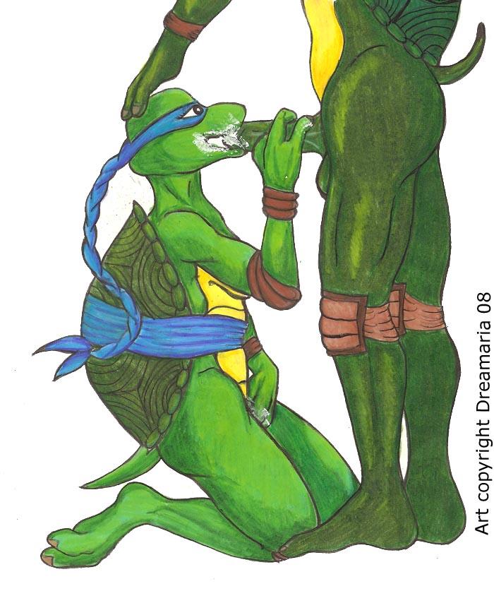 venus turtles milo de ninja Hard furry anal porn gifs