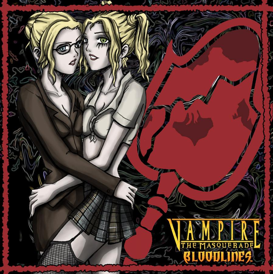 vampire bloodlines the masquerade venus Sonic the hedgehog cream the rabbit