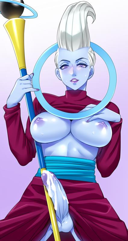 super dragon porn beerus ball Light pink hair anime girl