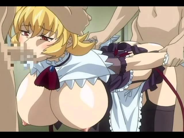 kuro-kun shounen maid Mamoru kun ni megami no shukufuku