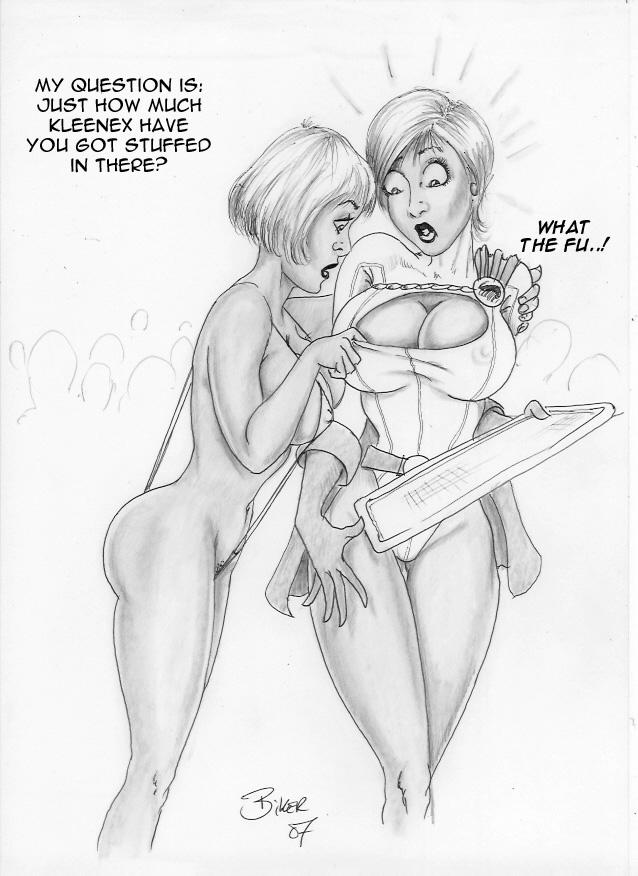 see in top tits through Ore no imouto ga konnani kawaii wake ga