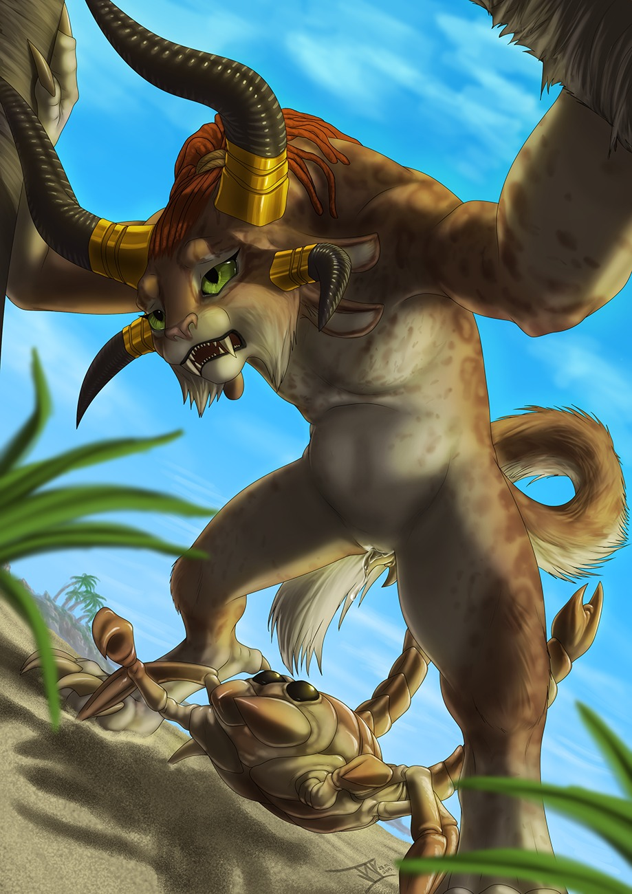 guild 2 wars charr female King of the hill feet