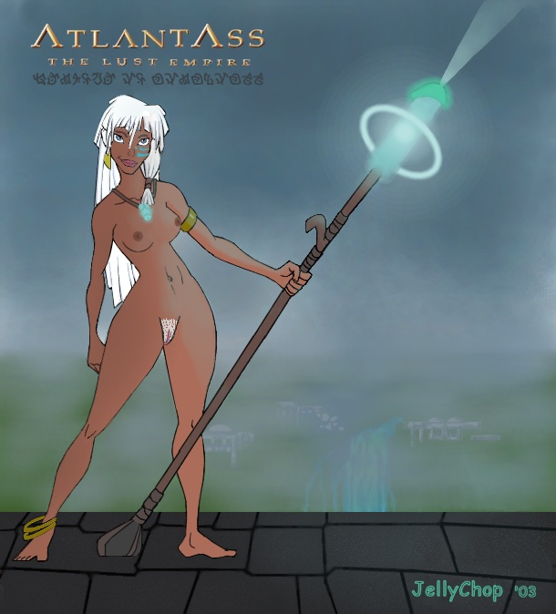 audrey empire atlantis the lost Why is rick always drooling