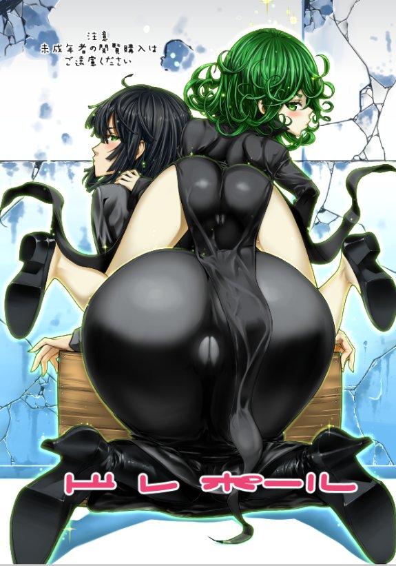 tatsumaki naked man punch one Boku-tachi wa benkyou ga dekinai.