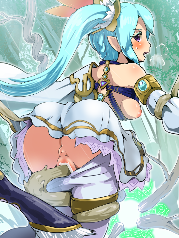 midna zelda porn the legend of Midoriya izuku and all might