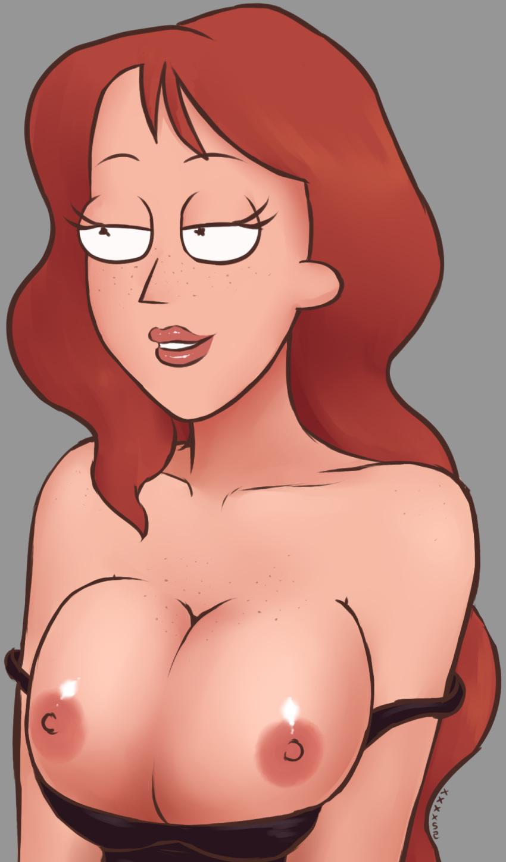 jessica rick and morty nude Attack on titan hanji goggles
