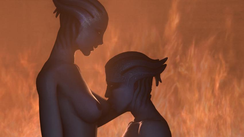 nude andromeda cora mass effect Nina cortex crash of the titans