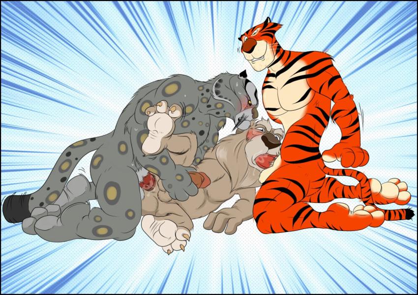 fu kung tai lung panda and tigress Ouran highschool host club haruhi fujioka
