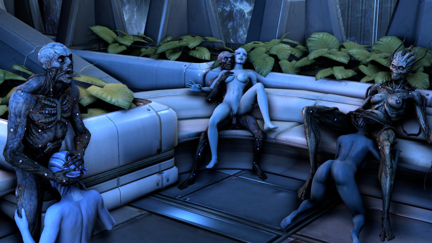 mass animated effect Harry potter and padma nude