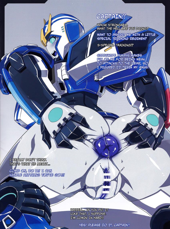 robot a girl is bastion Fukubiki triangle futaba wa atafuta