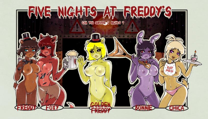 have foxy sex chica and Re:zero kara hajimeru isekai seikatsu emilia
