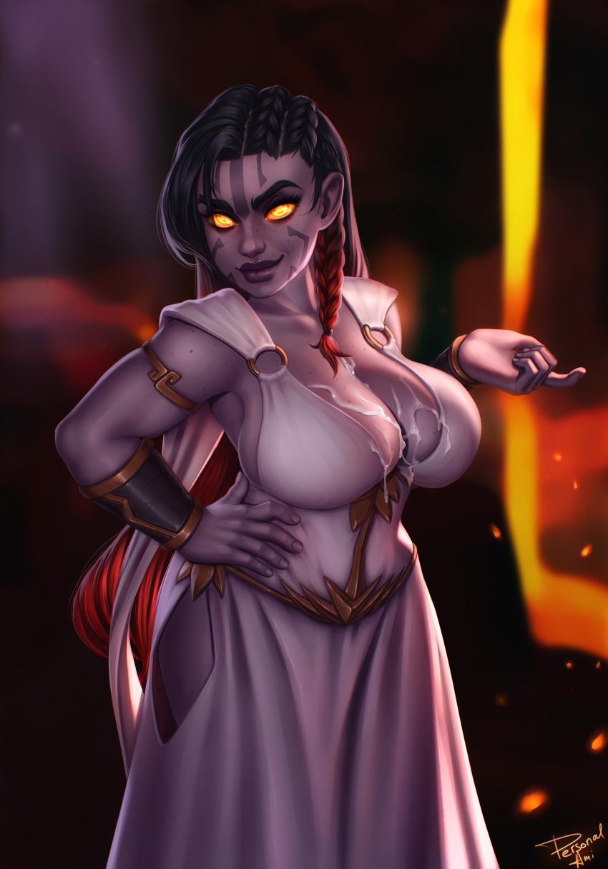 iron names dark female dwarf Agents of mayhem