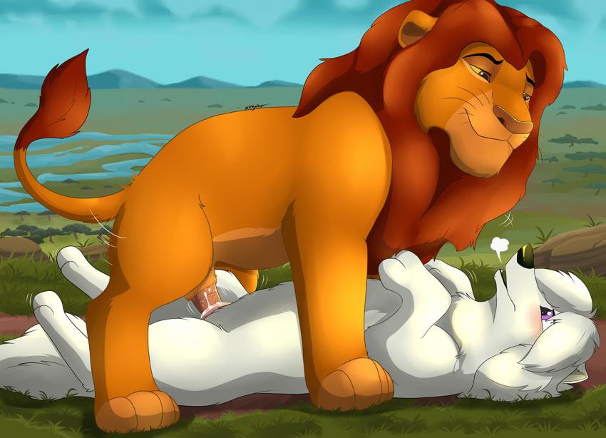 lion guard and fuli kion Hai to gensou no grimgar ass
