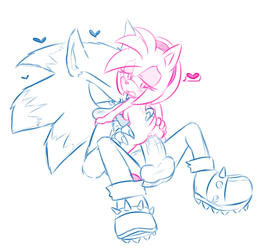 amy x sonic rose gif Pictures of sans the skeleton