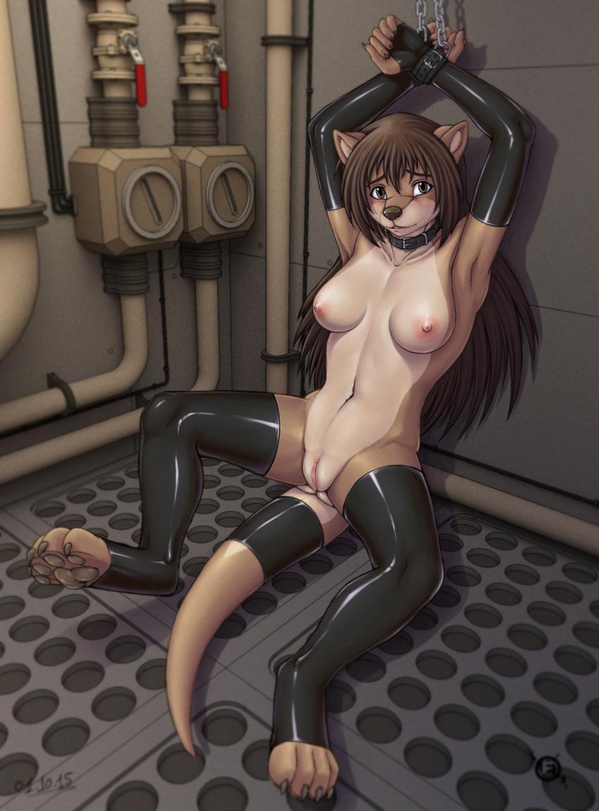 bondage catsuit latex strappado female Nightshade (marvel comics)