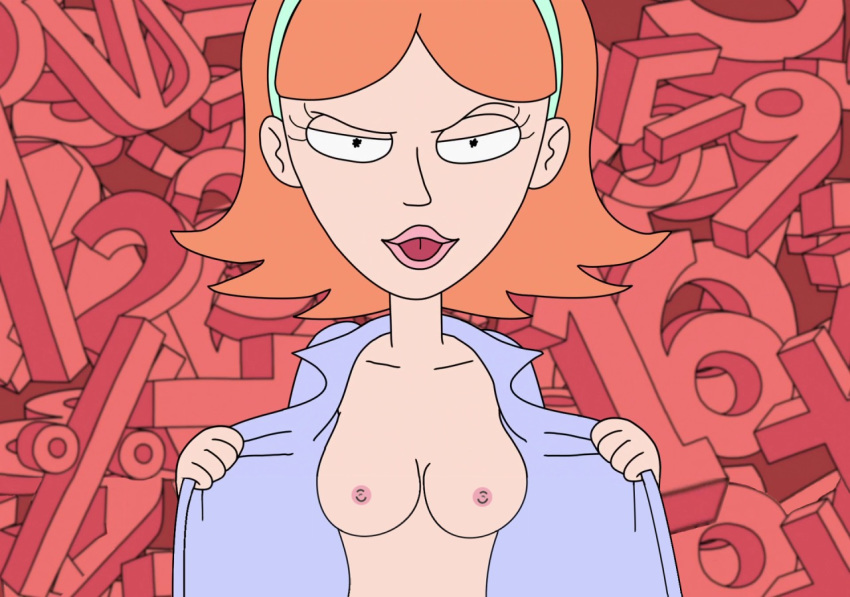 and naked summer from morty rick Fairly odd parents pregnant porn