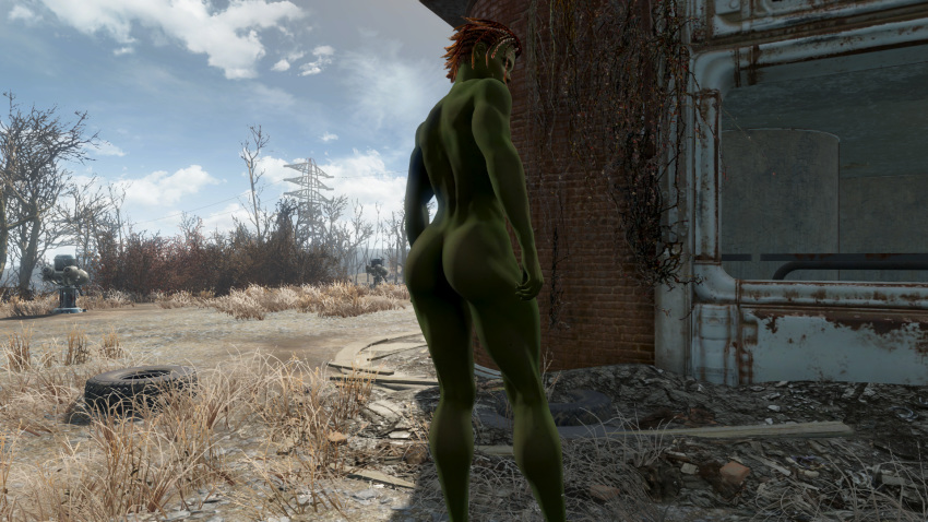 fallout 4 cait mod nude Five nights at freddy's animes