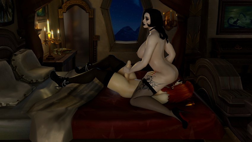 of female troll warcraft world Triss merigold witcher 3 nude