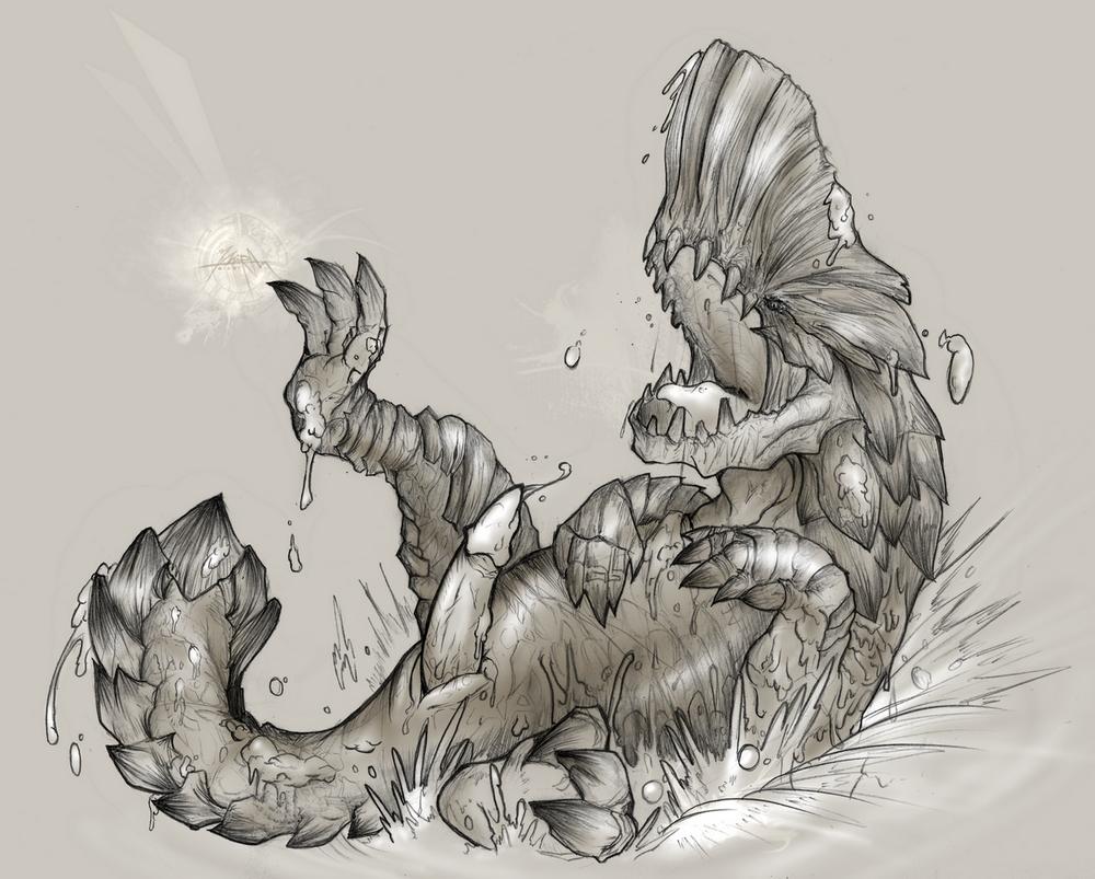 world monster handler hunter Yumekui kusunoha rumi choukyou hen