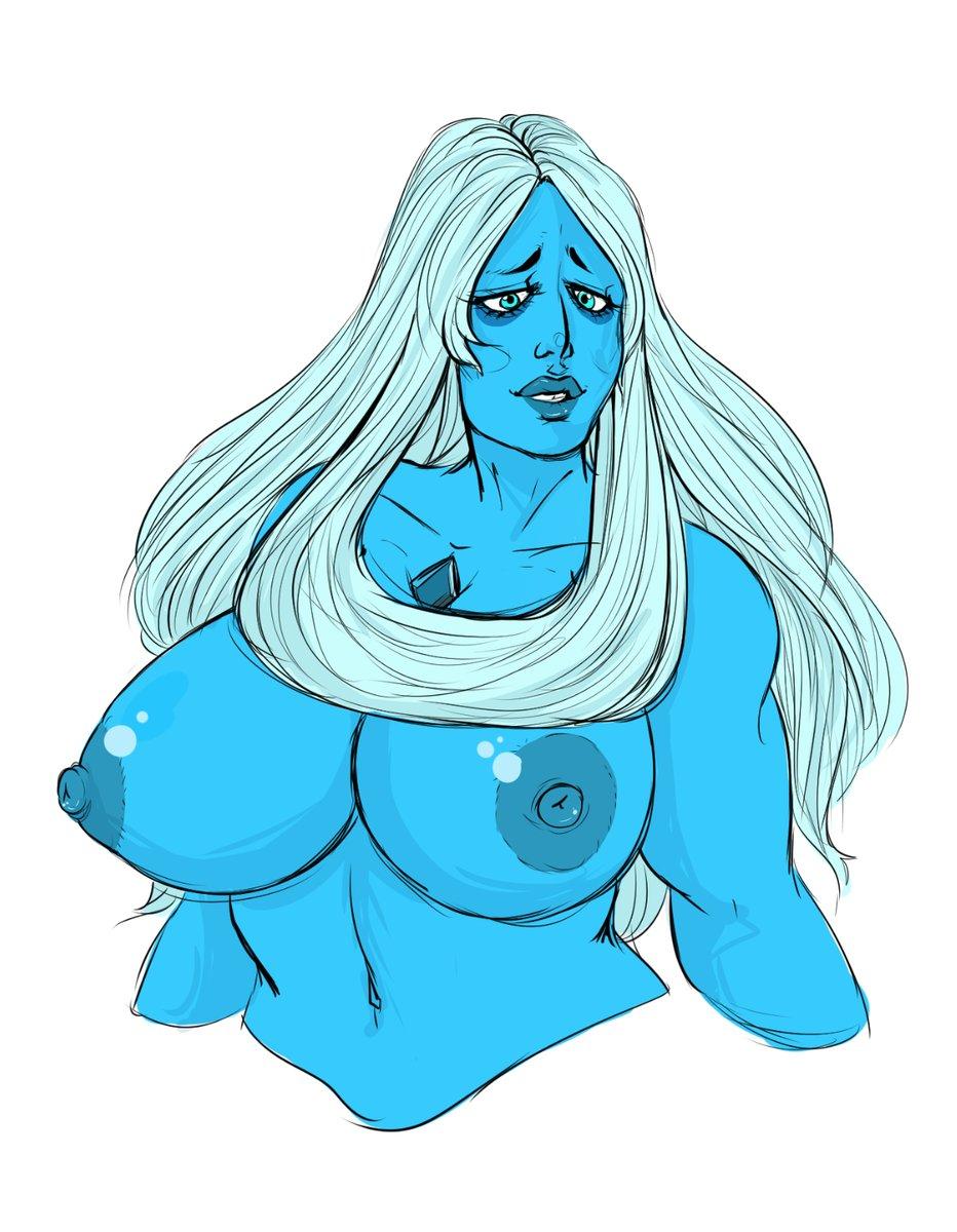 pink diamond and blue steven universe Chakku! tsuiteru!!