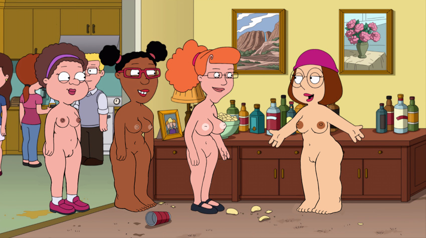 cartoon family guy porn pictures Gray pokemon with purple eyes